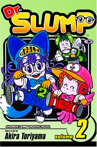 Dr. Slump, Vol. 2   2005 edition cover