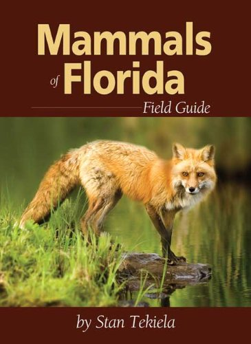 Mammals of Florida Field Guide  N/A edition cover