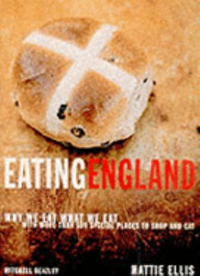 Eating England N/A edition cover