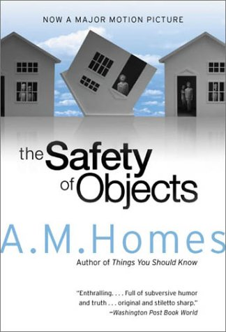 Safety of Objects  N/A 9780060564513 Front Cover