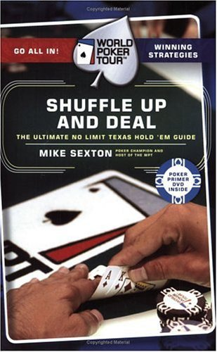 World Poker Tour(TM): Shuffle up and Deal   2005 9780060762513 Front Cover