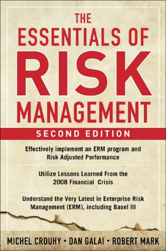 Essentials of Risk Management  2nd 2014 edition cover