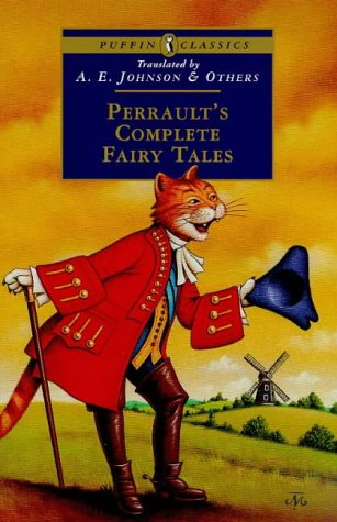 Perrault's Complete Fairy Tales   1999 edition cover