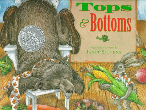 Tops and Bottoms   1995 edition cover