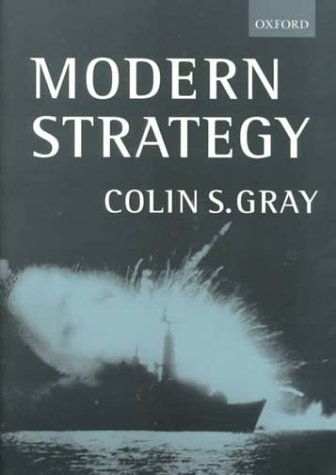 Modern Strategy   1999 edition cover
