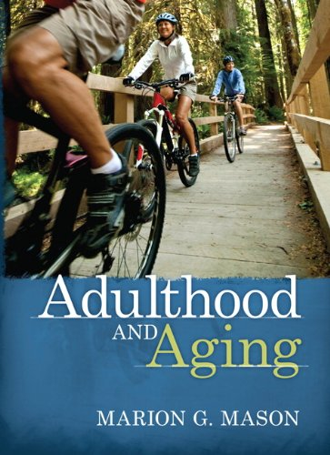 Adulthood and Aging   2011 edition cover