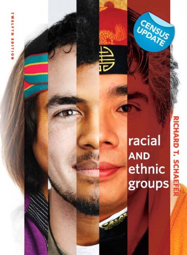 Racial and Ethnic Groups, Census Update  12th 2011 edition cover