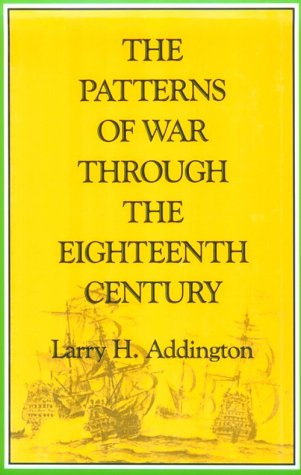 Patterns of War Through the Eighteenth Century  N/A edition cover
