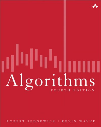 Algorithms  4th 2011 9780321573513 Front Cover