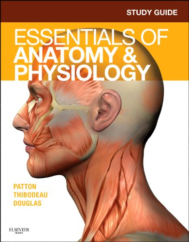Study Guide for Essentials of Anatomy and Physiology   2011 edition cover