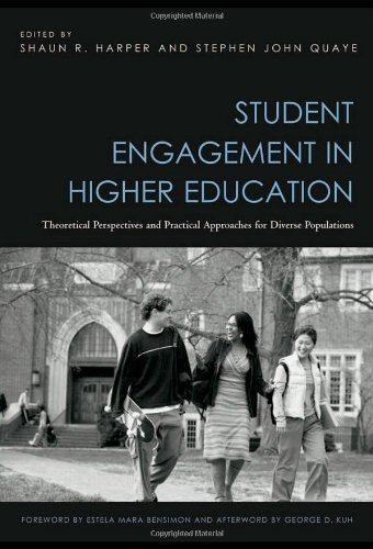 Student Engagement in Higher Education Theoretical Perspectives and Practical Approaches for Diverse Populations  2009 9780415988513 Front Cover