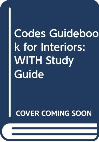 CODES GUIDEBOOK FOR INTERIORS- 3rd 2005 edition cover