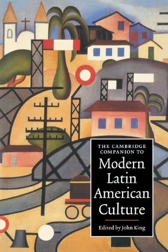 Cambridge Companion to Modern Latin American Culture   2003 edition cover