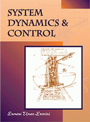 System Dynamics and Control  1st 1999 9780534944513 Front Cover