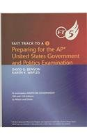 Wilson American Government Fast Track to A Five for Advanced Placementprint Eleventh Edition 11th 2008 9780618954513 Front Cover