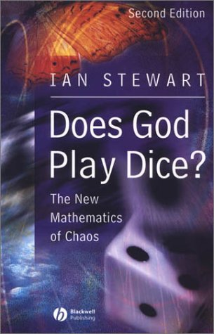 Does God Play Dice The New Mathematics of Chaos 2nd 2002 9780631232513 Front Cover