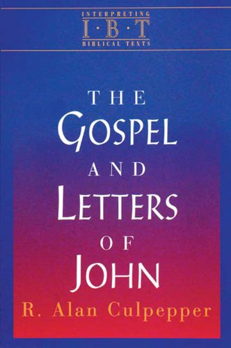 Gospel and Letters of John  N/A edition cover
