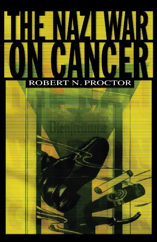 Nazi War on Cancer   1999 edition cover