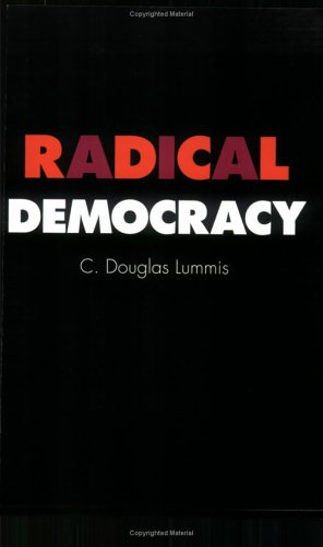 Radical Democracy  N/A 9780801484513 Front Cover