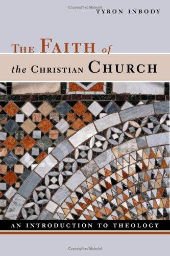 Faith of the Christian Church An Introduction to Theology  2005 edition cover