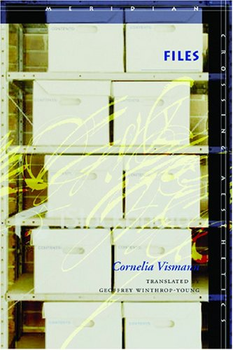 Files Law and Media Technology  2008 edition cover