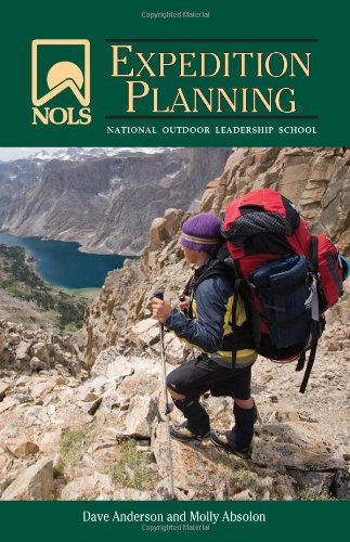 NOLS Expedition Planning   2011 edition cover