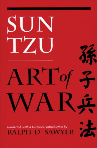 Art of War  Revised edition cover