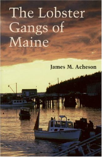 Lobster Gangs of Maine  N/A edition cover