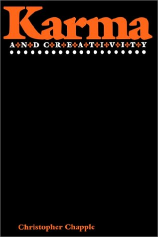 Karma and Creativity   1986 edition cover