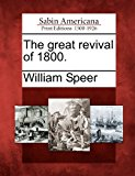 The Great Revival of 1800.  0 edition cover