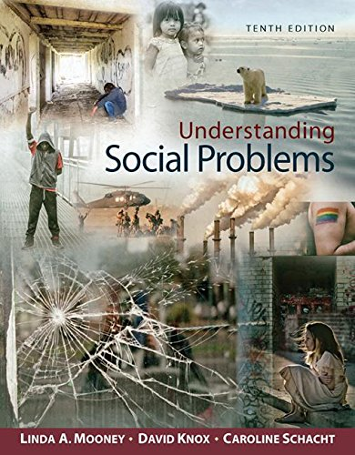 Understanding Social Problems:   2016 9781305576513 Front Cover