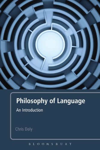 Philosophy of Language An Introduction  2013 edition cover
