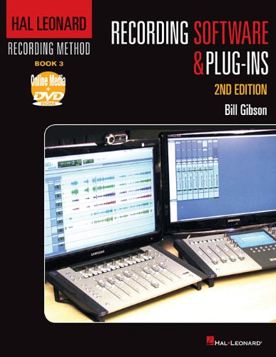 Recording Software and Plug-Ins  2nd 2012 (Revised) edition cover