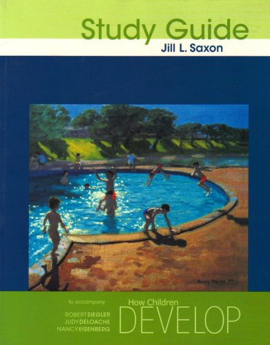 Child Development Guide (Pupil's)  9781572592513 Front Cover