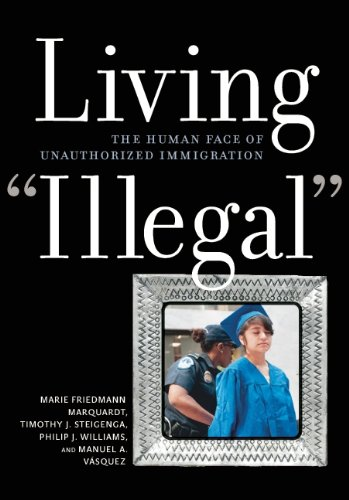 Living Illegal The Human Face of Unauthorized Immigration  2011 edition cover