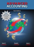 ADVANCED ACCOUNTING                     N/A edition cover