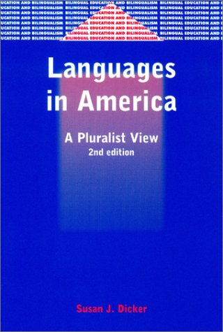 Languages in America A Pluralist View 2nd 2003 (Revised) edition cover