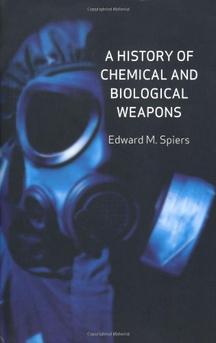 History of Chemical and Biological Weapons   2010 edition cover