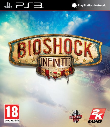 BioShock: Infinite [PEGI] PlayStation 3 artwork