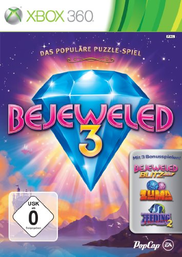 Bejeweled 3 Xbox 360 artwork