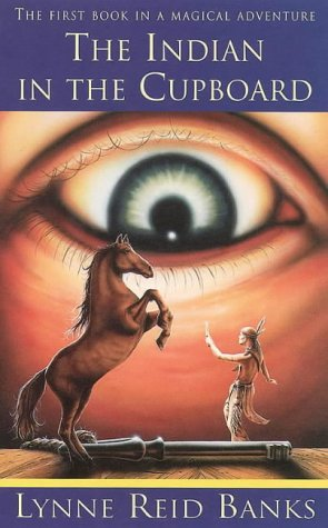 Indian in the Cupboard   1999 9780006730514 Front Cover