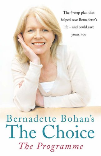 Bernadette Bohan's The Choice, The Programme N/A edition cover