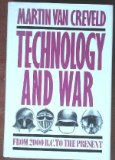 Technology and War From 2000 B.C. to the Present  1989 9780029331514 Front Cover