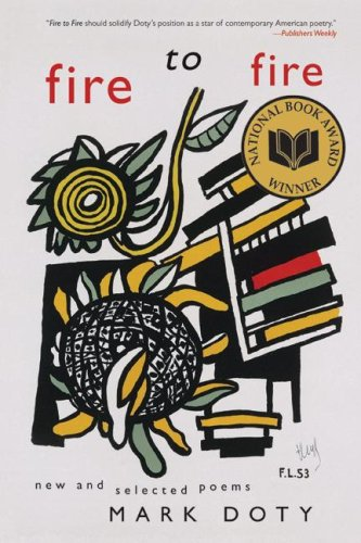 Fire to Fire New and Selected Poems  2008 edition cover