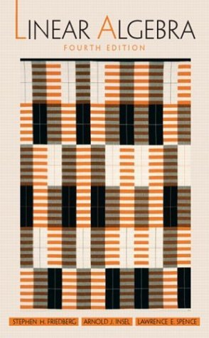 Linear Algebra  4th 2003 edition cover