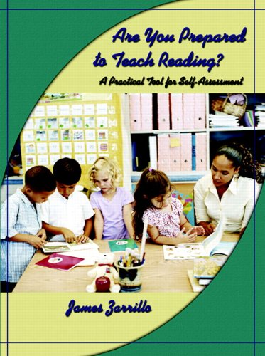 Are You Prepared to Teach Reading? A Practical Tool for Self-Assessment  2007 edition cover