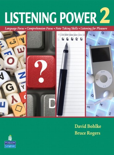 Listening Power   2011 (Student Manual, Study Guide, etc.) edition cover