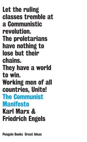 Communist Manifesto   2006 edition cover