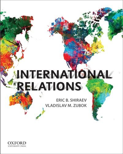 International Relations  N/A edition cover