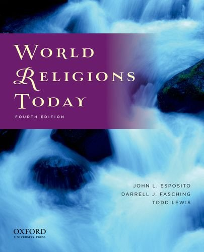World Religions Today  4th 2011 edition cover